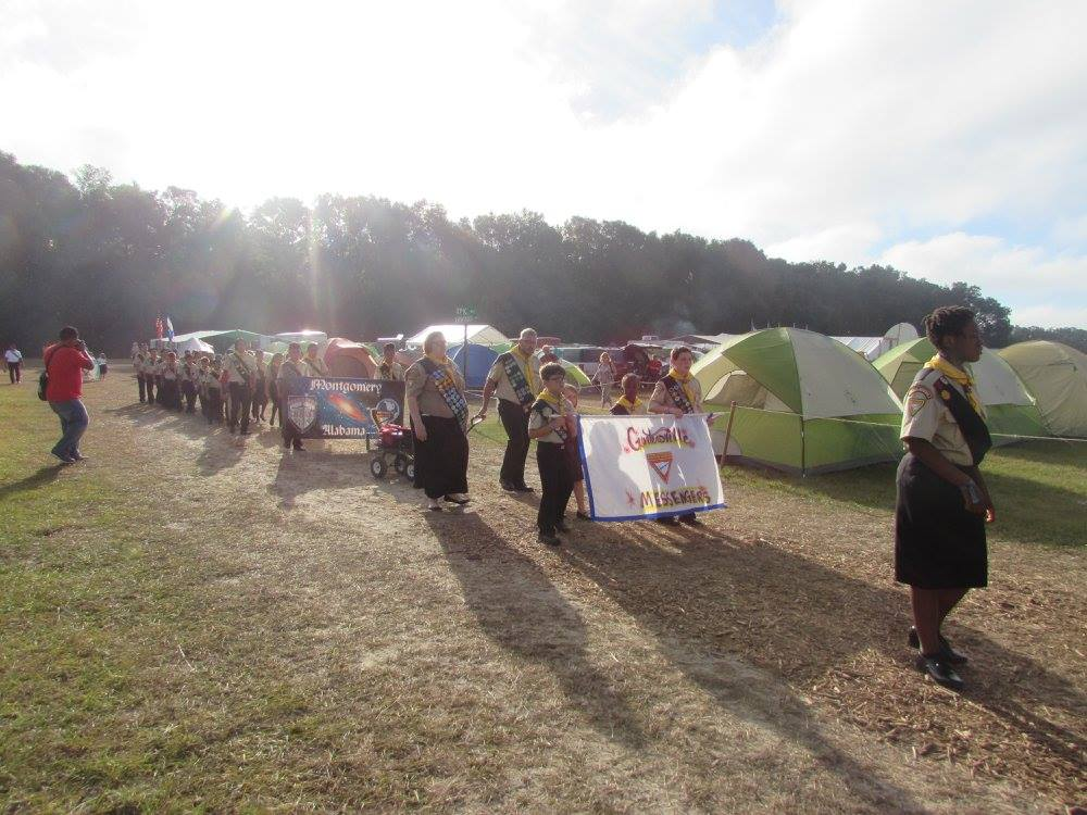 Pathfinder Camporee 2016
